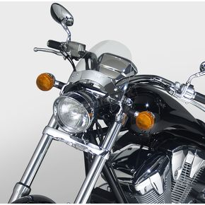National Cycle 9 in. Flyscreen Windshield - N2534