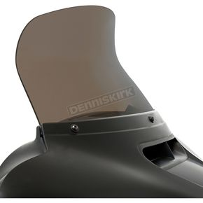 Memphis Shades Replacement Smoke 8.5 in. Spoiler Windshield for OEM Fairing - MEP8631