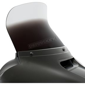 Memphis Shades Replacement Ghost 8.5 in. Spoiler Windshield for OEM Fairing - MEP8638