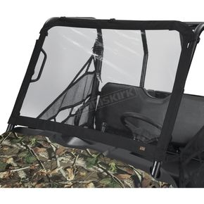 Classic Accessories Black Front Windshield - 18-097-010401-0