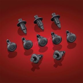 Show Chrome Flush Reusable Rivets - 3-112