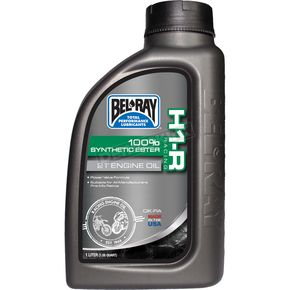 Bel-Ray H1-R Racing 100% Synthetic Ester 2T Engine Oil - 99280-B1LW