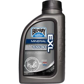 Bel Ray EXL Mineral 4T Engine Oil - 99090-B1LW