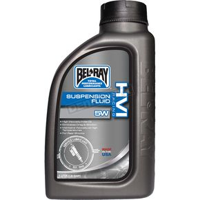 Bel-Ray HV1 10W Racing Suspension Fluid - 99380-B1LW