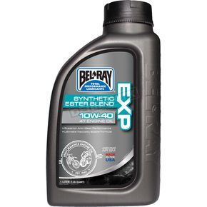 Bel-Ray EXP Synthetic Ester Blend 4T 10W40 Engine Oil - 99120-B1LW