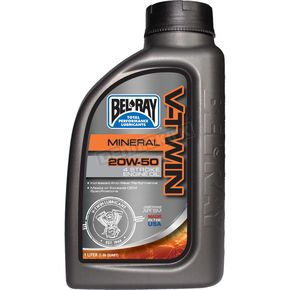 Bel-Ray 20W50 V-Twin Motor Oil - 96905-BT1