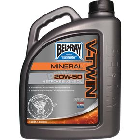 Bel-Ray 20W50 V-Twin Motor Oil - 96905-BT4