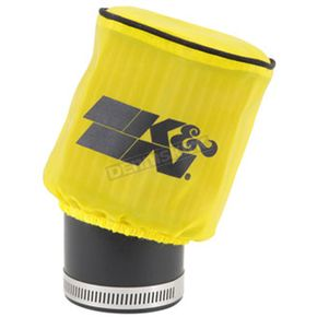 K & N Yellow Drycharger Air Filter Wrap  - RU-1750DY