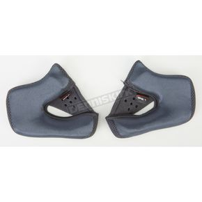 Black Cheek Pads for GM-11/D/S Helmets
