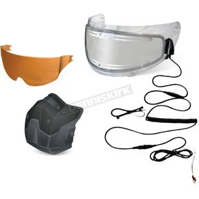 Bell Electric Shield Snow Kit for Revolver Helmets  - 2028889