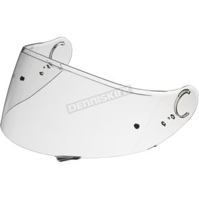 Shoei Helmets Clear Shield w/Pins for Neotec® Helmets - 0217-9100-00