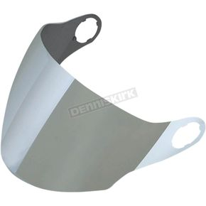 AFX Silver Mirror Anti-Scratch Shield for FX-55 Helmet - 0130-0511