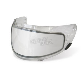 Bell Helmets Clear ClickRelease Double Lens Shield - 2028886
