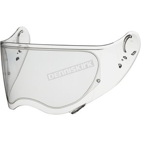 Shoei Helmets Clear CNS-2 Pinlock Shield - 0224-9400-00