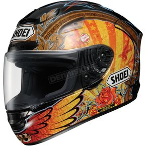 Shoei Helmets X-Twelve B-Boz Helmet - 0112-1108-07