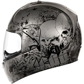 Icon Charcoal Alliance Torrent Helmet - 0101-5580