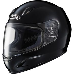 HJC Youth CL-Y Black Helmet - 55-1506