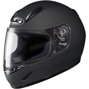 HJC Youth CL-Y Matte Black Helmet - 55-1586
