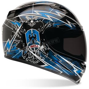 Bell Helmets Blue Vortex Siege Helmet - Convertible To Snow - VORTEX