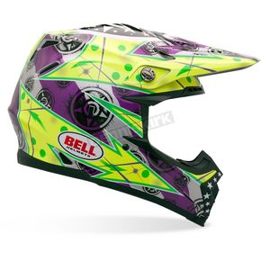 Bell Helmets Unit Moto-9 Helmet - Convertible To Snow - 2033261