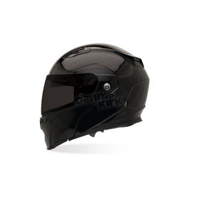 Bell Black Revolver EVO Helmet - Convertible To Snow - 2033301