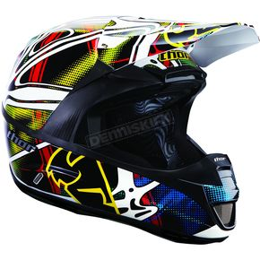 Thor Multi Force Scorpio Helmet - 0110-3184