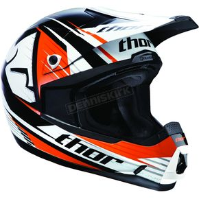 Thor Orange Quadrant Race Helmet - 01103210