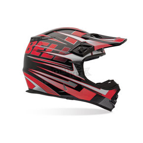 Bell Helmets Red/Black MX-2 Breaker Helmet - MX-2