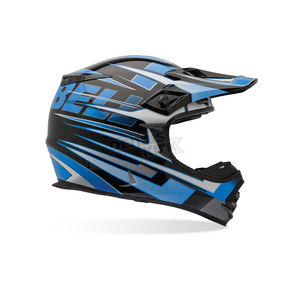 Bell Blue/Black MX-2 Breaker Helmet - MX-2