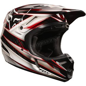 Fox V4 Race Helmet - 02715-017-L
