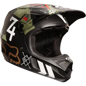 Fox Camo V4 Machina Helmet - 02716-027-L