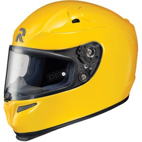 HJC Dark Yellow RPHA-10 Helmet - 0801-0103-08