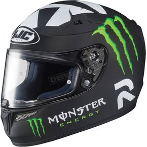 HJC Monster II Ben Spies Replica RPHA-10 Helmet - 1576-856