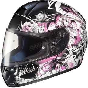HJC Black/Pink/White Virgo CL-16 Helmet - 920-986