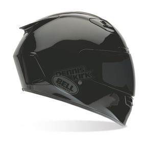 Bell Black Star Helmet - Convertible To Snow - 7000017