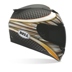 Bell Black/Bronze RSD Flash RS-1 Helmet - Convertible To Snow - 7000322