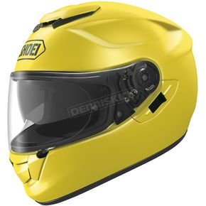 Shoei Helmets Brilliant Yellow GT-Air Helmet - 0118-0123-07