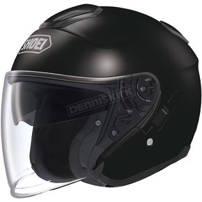 Shoei Helmets Black J-Cruise Helmet - 0130-0105-07