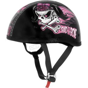 Skid Lid Bad to the Bone Original Half Helmet - 646947