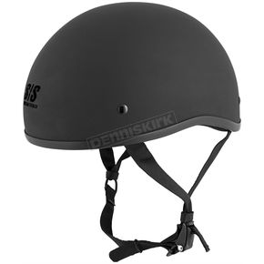 Speed and Strength Matte Black Solid Speed SS200 Helmet - 87-7206