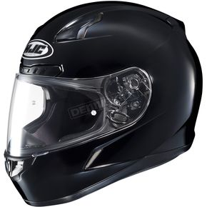 HJC Black CL-17 Helmet - 57-8909X