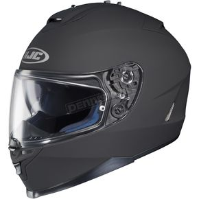 HJC Matte Black IS-17 Helmet - 58-4688