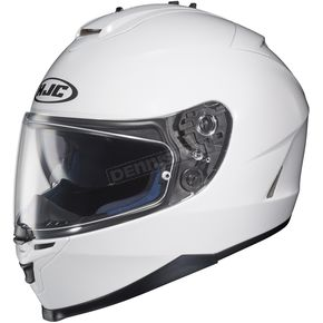 HJC White IS-17 Helmet - 582-143