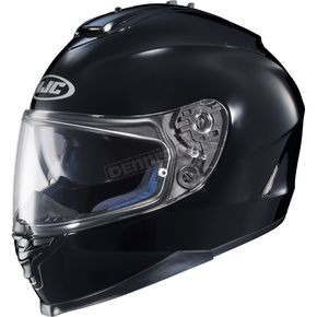 HJC Black IS-17 Helmet - 58-4604
