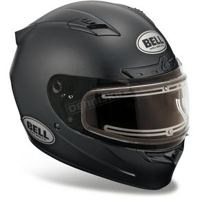 Bell Helmets Matte Black Vortex Snow Helmet with Electric Shield - 2035549