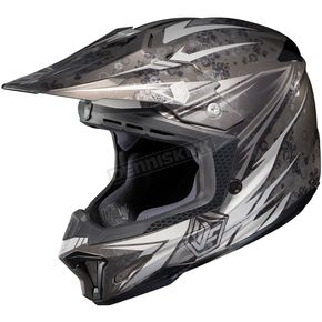 HJC Black/Gray/White MC-5 CL-X7 Pop 'N Lock Helmet - 57-1356