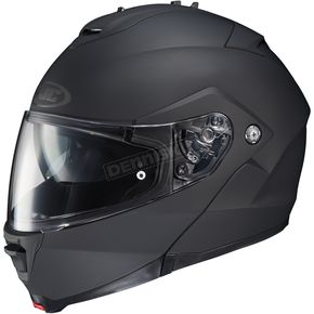 HJC Matte Black IS-MAX II Modular Helmet - 58-3588