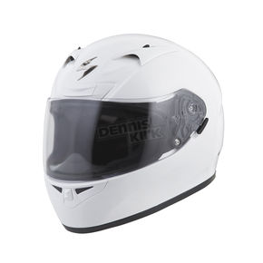 Scorpion White EXO-R710 Helmet - 71-0057