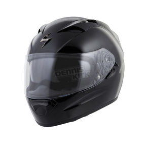 Scorpion Gloss Black EXO-T1200 Helmet - T12-0036