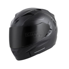 Scorpion Matte Black EXO-T1200 Freeway Helmet - T12-3107